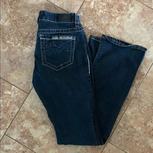 Day Trip Buckle Jeans